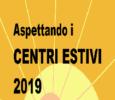 Bando contributi centri estivi estate 2019