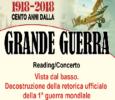 Grande Guerra – Reading/Concerto