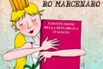 LA COSTITUZIONE DISEGNATA DA RO MARCENARO – INVITO INAUGURAZIONE MOSTRA 15 OTTOBRE 2019